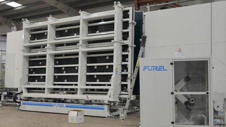 - Promac IGU line installation a UK first