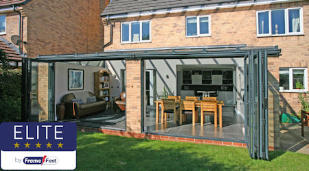 - Elite by Frame Fast the five star range of glazing