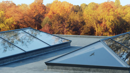 - Sheerline launches next generation S1 roof lantern