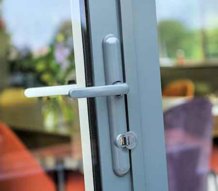 - Ultion 3 security solution for new Sheerline bi fold door