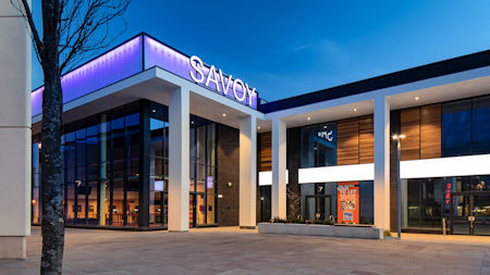 - Senior s starring role in Doncaster s new cinema complex