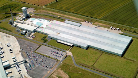 - Guardian Glass invests in expanded capacity and energy saving technology for Goole plant