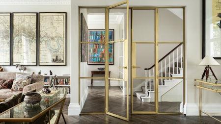 - London based Perla Windows has joined the Steel Window Association SWA