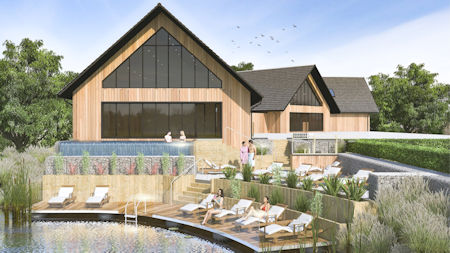 - Rase Steels and Tradeglaze Lincoln Ltd commence work on a new luxury spa and gym complex at Laceby Manor Golf Resort