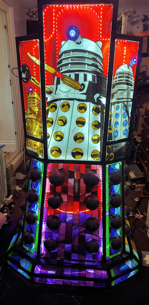 - RegaLead films for Doctor Who fan