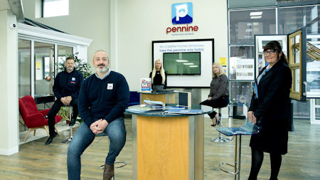 - Home improvement boom delivers record breaking 1 25m month of sales for Pennine