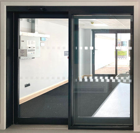 - Fentrade Aluminium delivers for hospital renovation project