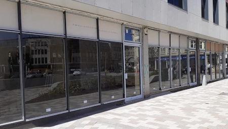 - Fentrade Aluminium delivers for Swansea landmark development
