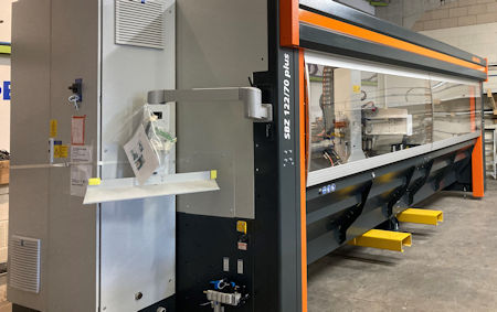 - Fentrade makes new machine investment to support continued growth