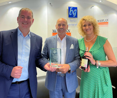 - Modplan celebrates 25 years with VEKA