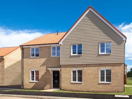 - Spectus Windows and doors complete new Lincolnshire residential housing development