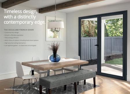 - Decalu retail brochure now available through Deceuninck s Brand It marketing resource
