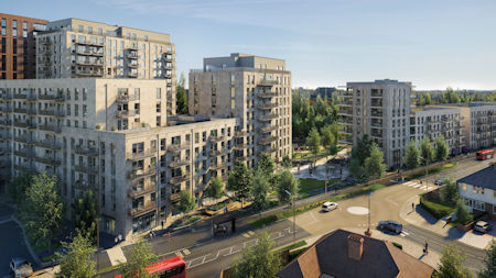 - Deceuninck fabricator Fastframe completes 2m first phase of Grand Union development