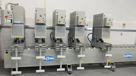 - Tri tec Windows turns to Haffner for new machinery