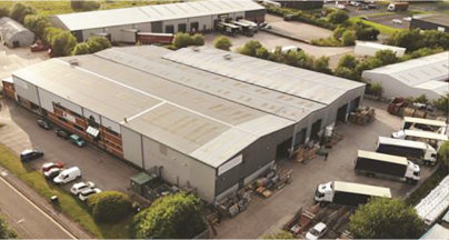 New 2 Acre Warm Edge Spacer Production Site in Wigan