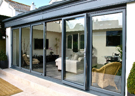 Can't wait for PVCu? Aluminium windows & doors available from Abcell in just 3-4 weeks