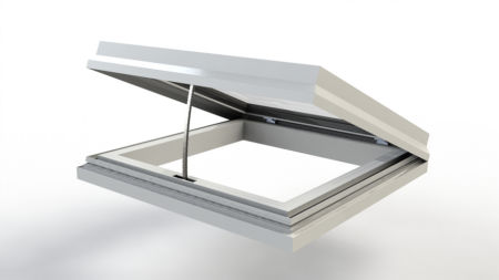 Central brings light into living with new Flat Rooflight System