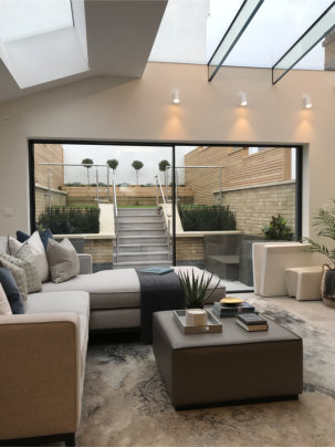 Howells launches new glass rafter rooflight