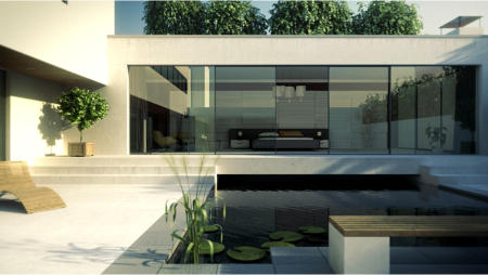 <br />Energy efficiency & big picture windows as the trends in residential housing