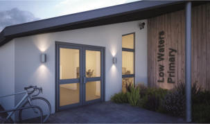 SBD Commercial Doors, perfect for schools, delivered in 2 weeks