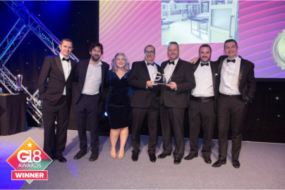 AluFoldDirect gets a double win at G-Awards
