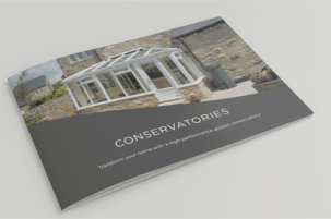 Prefix adds conservatory brochure to marketing portfolio
