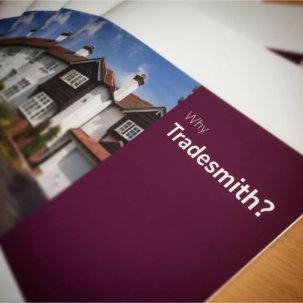 Tradesmith's new 'Why Tradesmith?' brochure