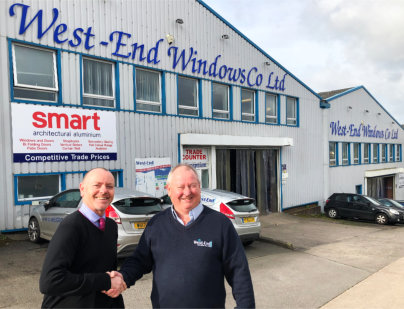 West's best fabricator celebrates quarter-century with Smart Architectural Aluminium