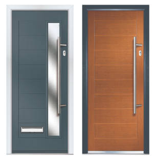 A grand design - Vista sees surge in sales of Verona style door