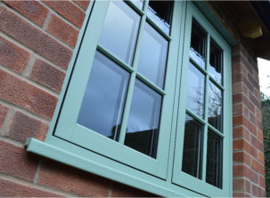 Flush sash forecast to become mainstream window