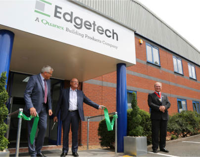 VIPs gather to mark decade of manufacturing