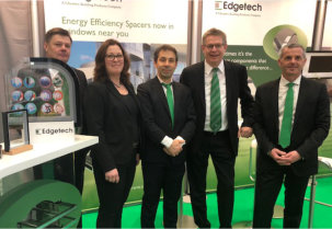 Edgetech champions efficiency and innovation at Fensterbau Frontale