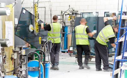 Edgetech goes the extra mile to support Senior Glass Systems