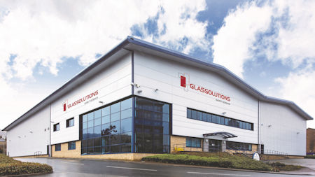 Glassolutions opens uk's largest stock glass distribution centre