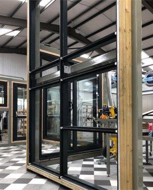 Aluminium Glazing Installation Academy Now Open