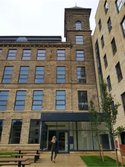Stunning £11m transformation of Edwardian mill into luxury apartments in Leeds