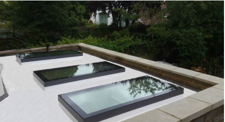Record Month for Rooflights