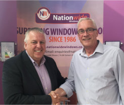 Well-known industry name Steve Musgrave joins Nationwide Windows & Doors