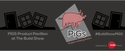 PIGS showcases the glazing industry at UK Construction Week