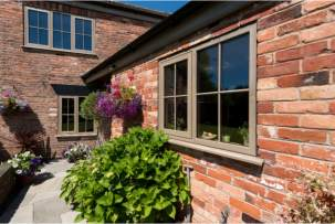 The flush sash not just for heritage properties