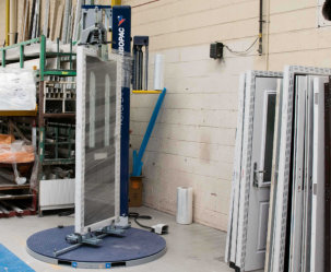 Frame Fast invests in further automation for composite doors production