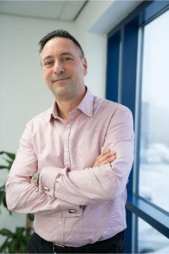 Garnalex - Garner Aluminium Extrusions - Paul Greenaway joins the Sheerline sales team in the South East