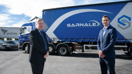 'Great' service and support from Garnalex supports profine in challenging times