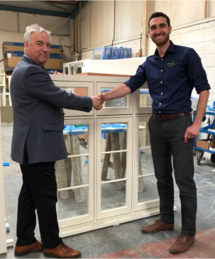 Gowercroft Joinery is appointed as a Pilkington Spacia™ dealer