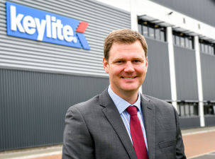 Keylite Roof Windows - Jim Blanthorne appointed as MD for Keylite Roof Windows