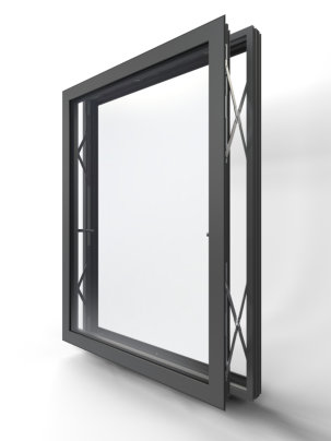 Senior Architectural Systems - Senior's PURe® range moves forward with new parallel push window