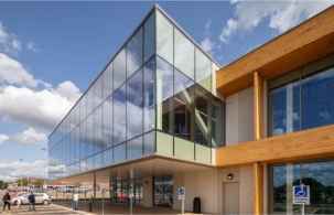 Aluminium curtain walling that's fit for purpose