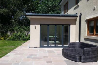 Exlabesa launches new aluminium bifolding door