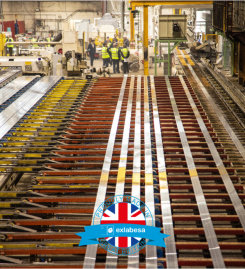 Exlabesa Building Systems committed to UK manufacturing