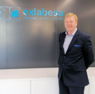 Exlabesa UK - Industry veteran Kevin Warner becomes exlabesa Sales Director